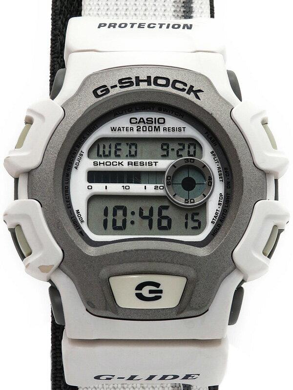 【CASIO】【G-SHOCK】カシオ『Gショック Gライド』DW-004 メンズ クォーツ 1週間保証【中古】