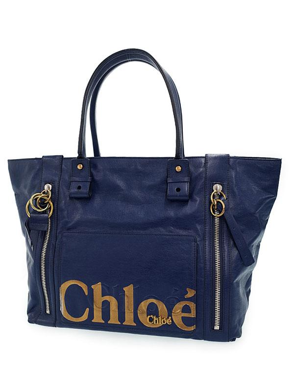 【chloe】クロエ『エクリプス トートバッグ』8AS527 レディース 1週間保証【中古】