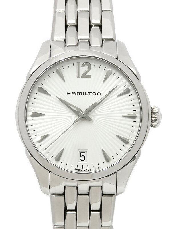 【HAMILTON】ハミルトン『ジャズマスター』H42211155 レディース クォーツ 1週間保証【中古】