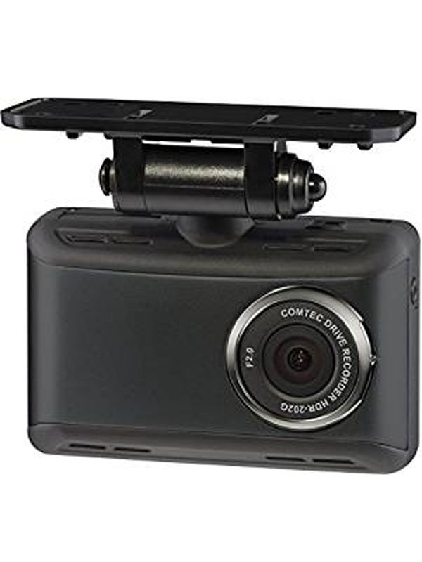 コムテック『ドライブレコーダー』HDR-202G 2.7インチ液晶 常時+Gセンサー衝撃 録画 GPS【新品】