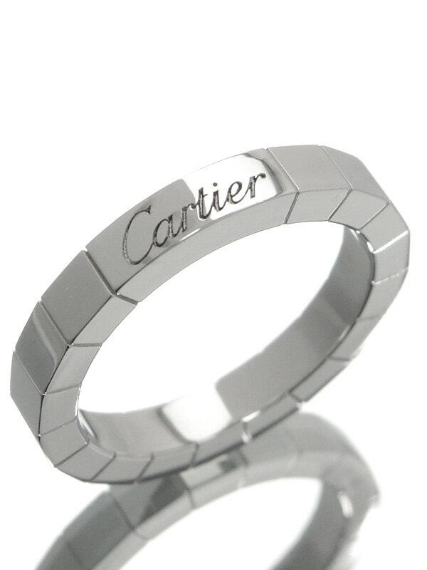 【Cartier】カルティエ『ラニエール リング』8号 1週間保証【中古】