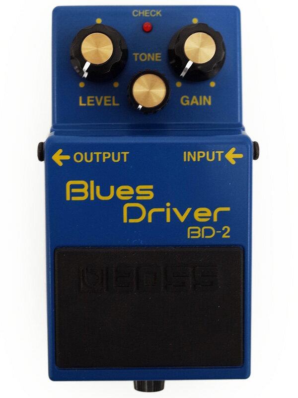 【BOSS】ボス『ブルース・ドライバー』BD-2 コンパクトエフェクター 1週間保証【中古】