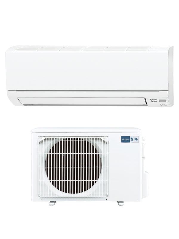 【MITSUBISHI】三菱電機『霧ヶ峰GVシリーズ』MSZ-GV4017S(W) ピュアホワイト 14畳用 新冷媒R32採用 単相200V ルームエアコン【中古】