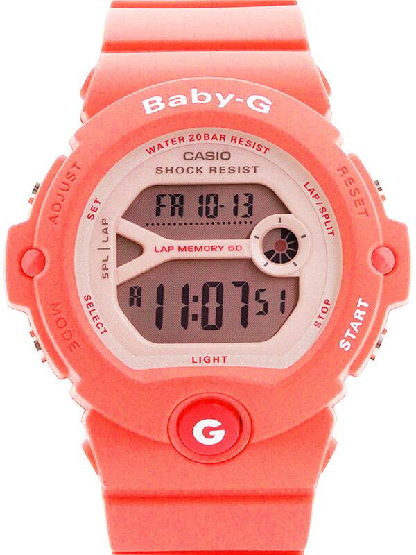 【CASIO】【BABY-G】【美品】カシオ『ベビーG ~for running』BG-6903-4JF レディース クォーツ 1週間保証【中古】
