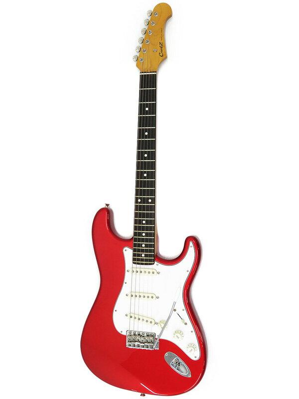【CoolZ】クールジー『エレキギター』ZST-1R 2012年製 1週間保証【中古】