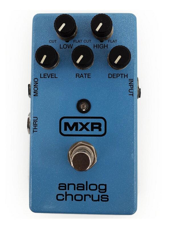【MXR】エムエックスアール『アナログコーラス』M234 analog chorus コンパクトエフェクター 1週間保証【中古】