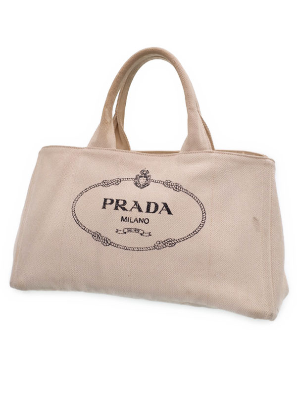 【PRADA】プラダ『カナパ トートバッグ』レディース 1週間保証【中古】