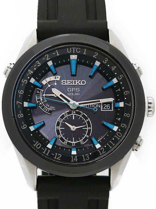 【SEIKO】セイコー『アストロン』SAST009 27****番 メンズ ソーラーGPS 1ヶ月保証【中古】