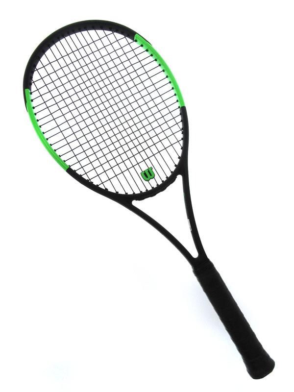 【Wilson】ウィルソン『BLADE 98(16X19) CV』G3 硬式テニスラケット【中古】