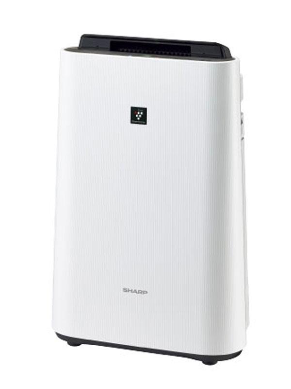 【SHARP】シャープ『プラズマクラスター加湿空気清浄機』KC-E40-W ホワイト系 空気清浄〜18畳/加湿〜11畳【新品】