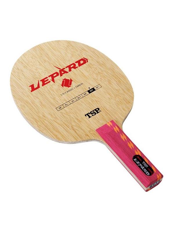 【VICTAS】【TSP】ティーエスピー『レパード ST』026215 シェークハンド 卓球ラケット【新品】