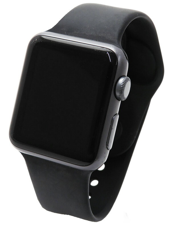 【Apple】【アップルウォッチ】アップル『Apple Watch Sport 38mm』MJ2X2J/A ボーイズ ウェアラブル端末 1週間保証【中古】