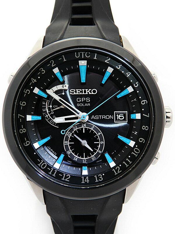 【SEIKO】セイコー『アストロン』SAST009 20****番 メンズ ソーラーGPS 1ヶ月保証【中古】
