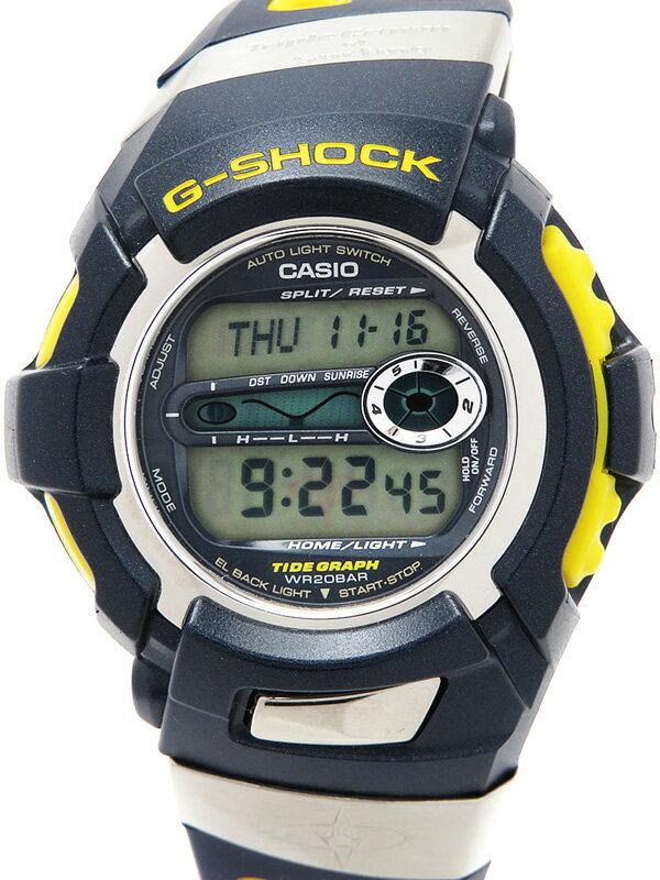 【CASIO】【G-SHOCK】【美品】【電池交換済】カシオ『Gショック エクストリーム Gライド』DWX-110PS-9T メンズ クォーツ 1週間保証【中古】