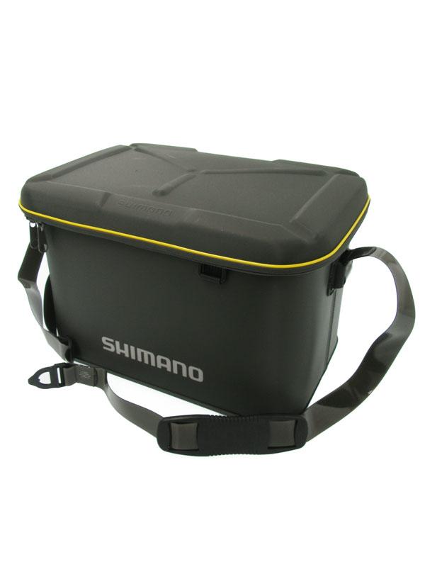 【SHIMANO】シマノ『EVA シールドバッグ』BK-003Q ブラック ハードタイプ 27L クーラーバッグ 1週間保証【中古】