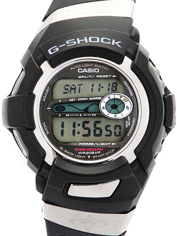 【CASIO】【G-SHOCK】【トリプルクラウン】カシオ『Gショック エクストリーム Gライド』DWX-110PS-1T メンズ クォーツ 1週間保証【中古】