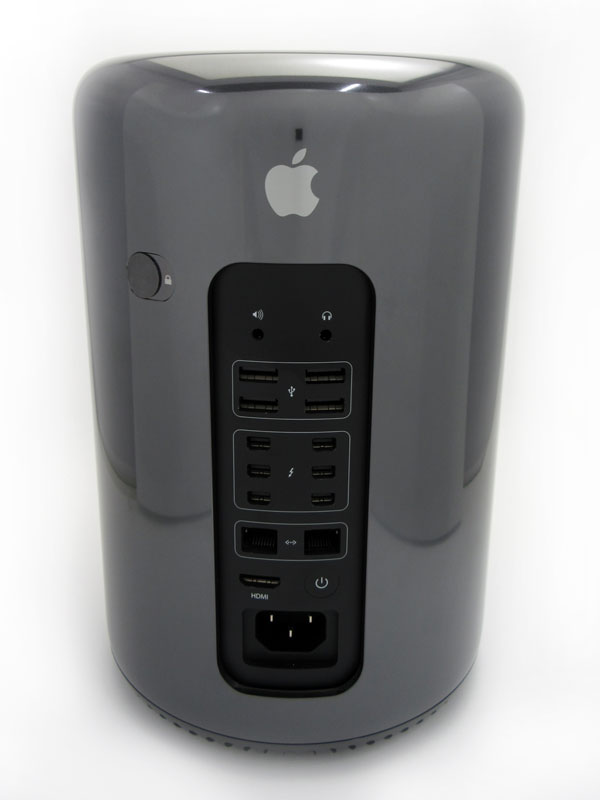 【Apple】アップル『Mac Pro 3500』MD878J/A Late 2013 256GB High Sierra デスクトップPC【中古】