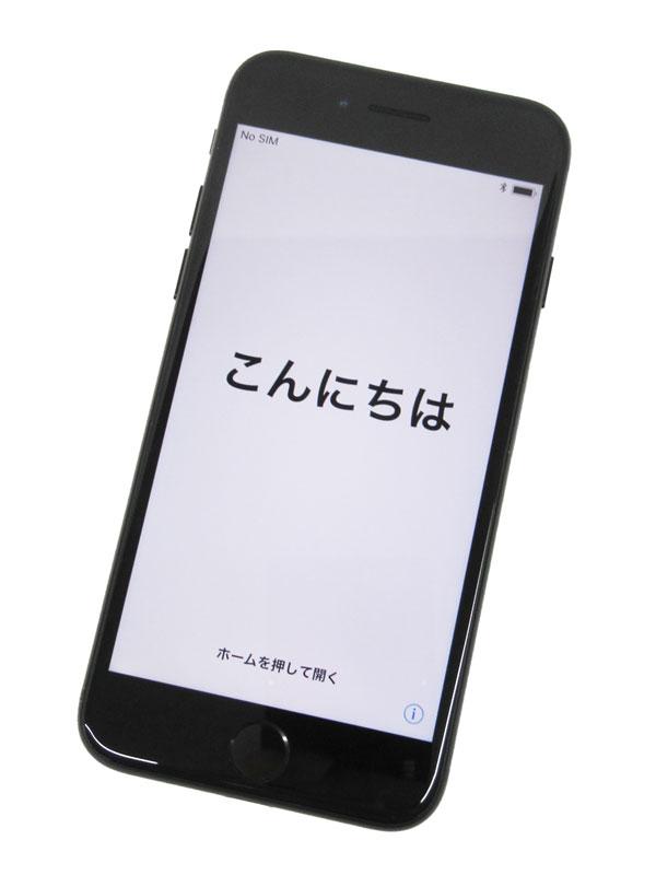 【Apple】アップル『iPhone 7 128GB SIMフリー』MNCP2J/A ジェットブラック iOS11.1.1 4.7型 白ロム ○判定 スマートフォン【中古】