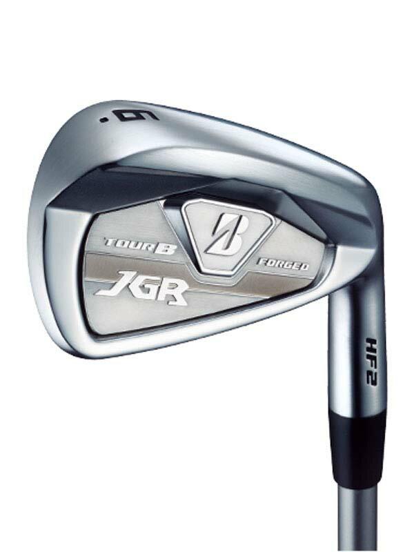 【BRIDGESTONE GOLF】ブリヂストンゴルフ『TOUR B JGR HF2 アイアン 6本セット』G2HM6IS 5-9.P スチール ゴルフクラブ 1週間保証【中古】