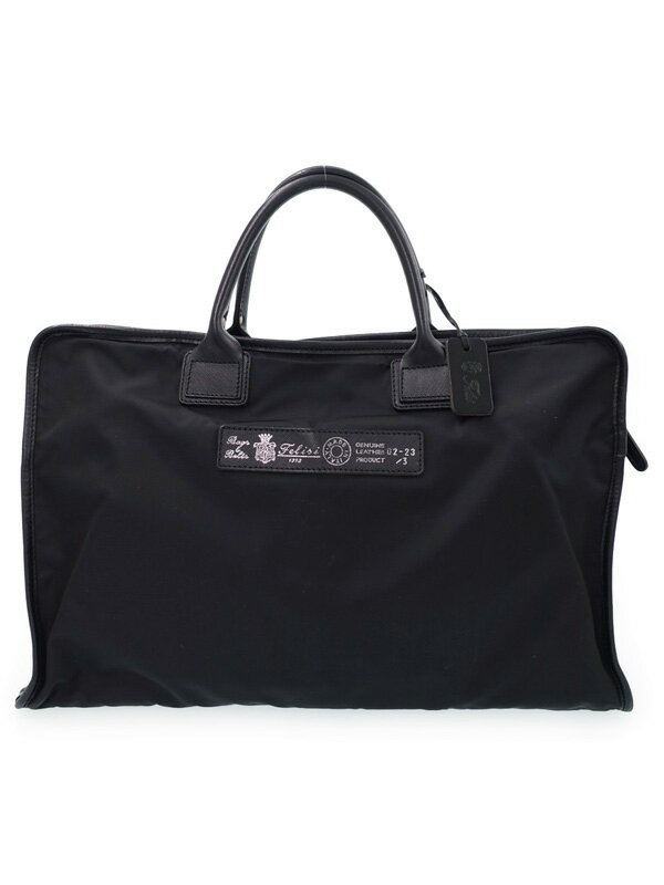 【Felisi】フェリージ『ブリーフケース』02-23/3 メンズ ビジネスバッグ 1週間保証【中古】