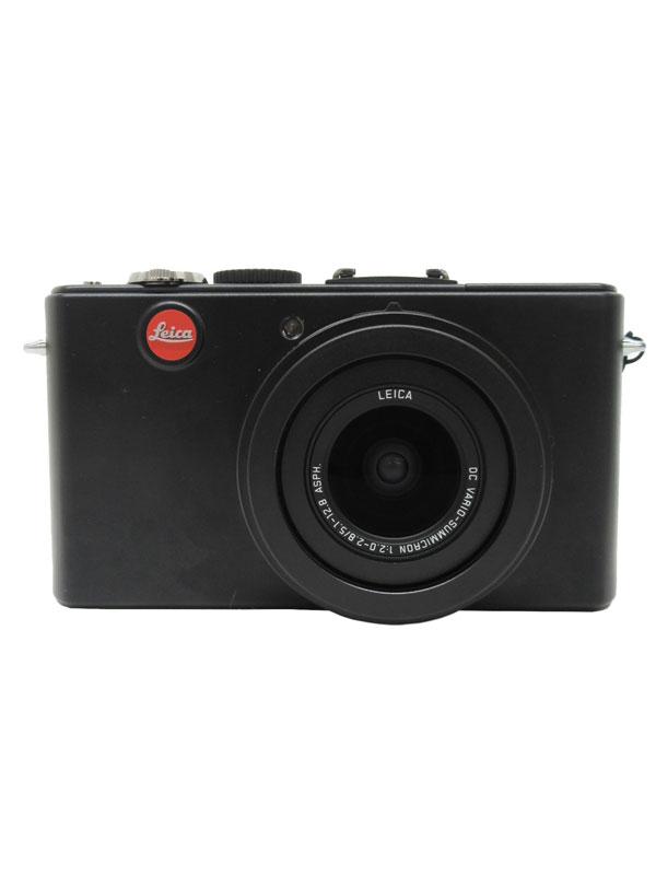 【Leica】ライカ『LEICA D-LUX4』3688274 1010万画素 コンパクトデジタルカメラ 1週間保証【中古】