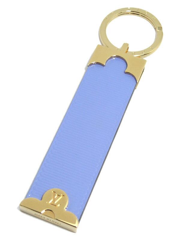 【Louis Vuitton】【キーリング】ルイヴィトン『キーリング・クチュール リラ』M67134 キーホルダー 1週間保証【中古】