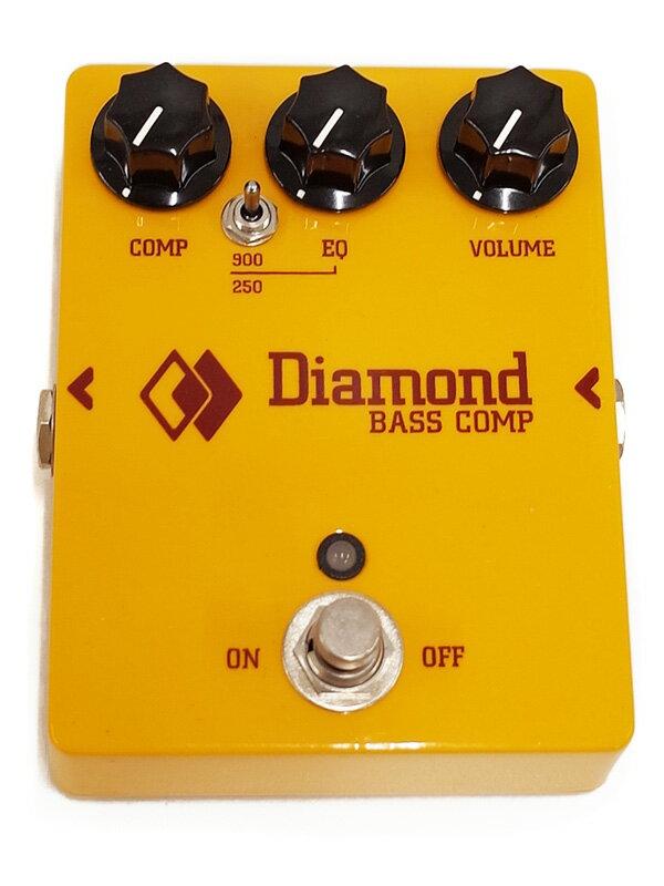 【DIAMOND Guitar Pedals】ダイヤモンドギターペダルズ『ベースコンプレッサー』BCP-1 コンパクトエフェクター 1週間保証【中古】