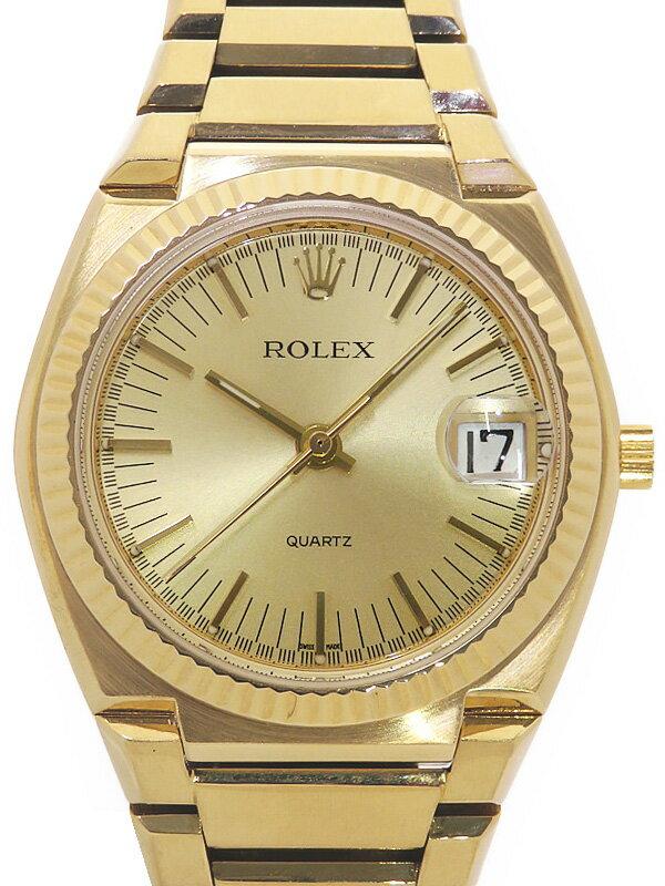 【ROLEX】【アンティーク】【電池交換・仕上済】ロレックス『ベータクォーツ』5100 メンズ 12ヶ月保証【中古】