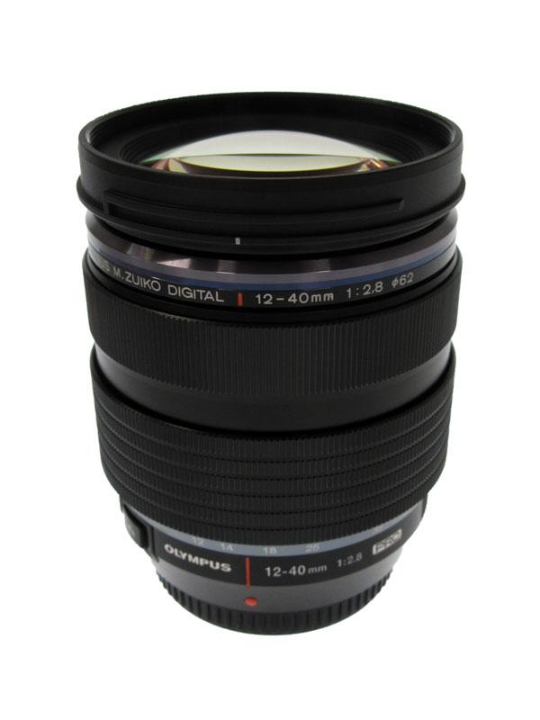 オリンパス『M.ZUIKO DIGITAL ED 12-40mm F2.8 PRO』24-80mm相当 デジタル一眼カメラ用レンズ 1週間保証【中古】
