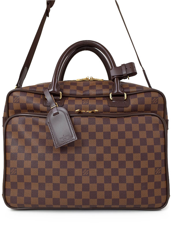 【LOUIS VUITTON】ルイヴィトン『ダミエ イカール』N23252 ユニセックス 2WAYバッグ 1週間保証【中古】