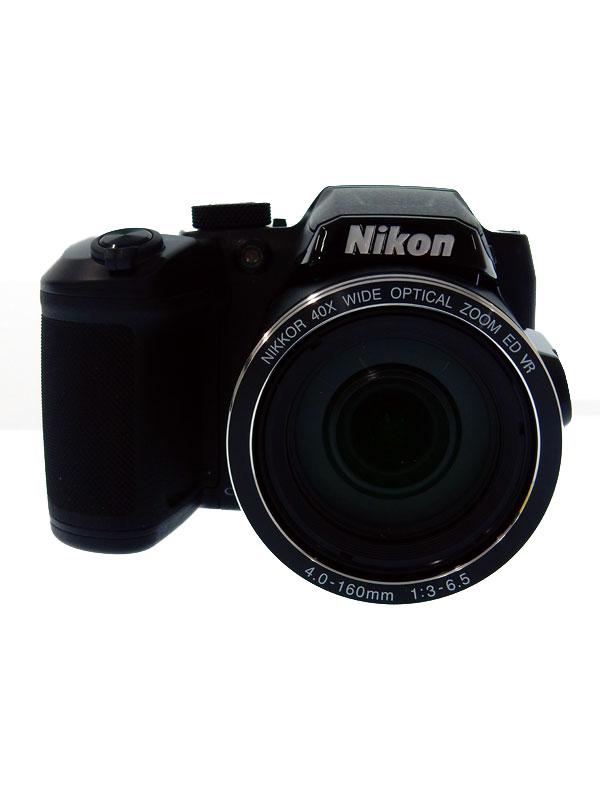 【Nikon】ニコン『COOLPIX B500』B500BK ブラック コンパクトデジタルカメラ 1週間保証【中古】
