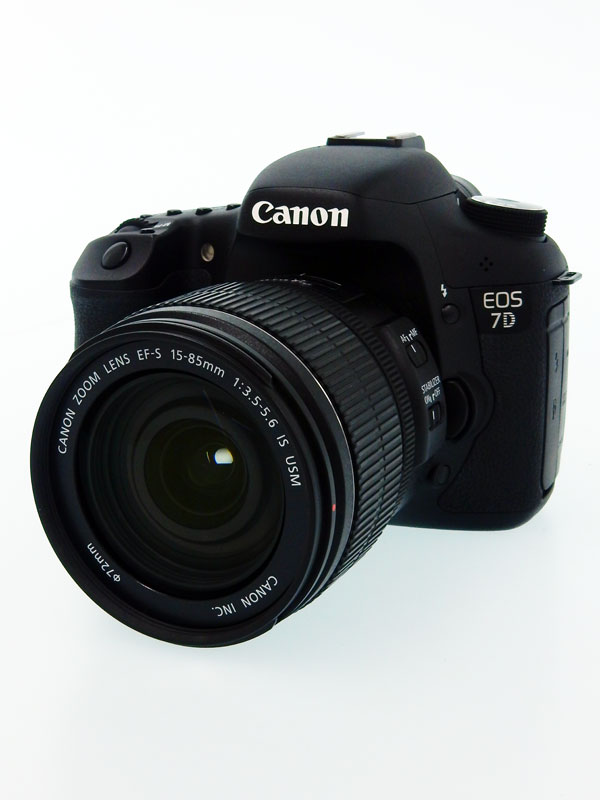 【Canon】キヤノン『EOS 7D・EF-S15-85ISU レンズキット』EOS7D1585ISLK デジタル一眼レフカメラ 1週間保証【中古】