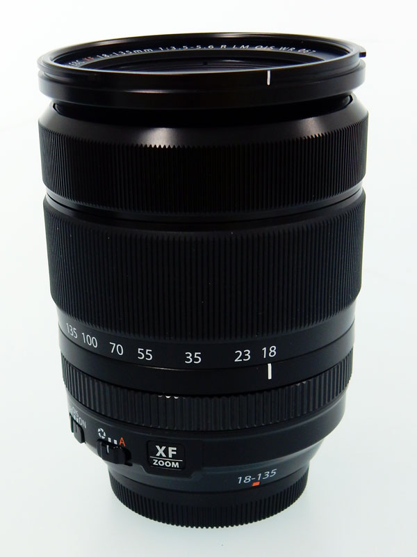 【FUJIFILM】フジフィルム『FUJINON XF18-135mm F3.5-5.6 R LM OIS WR』F XF18-135 F3.5-5.6 OIS WR レンズ 1週間保証【中古】