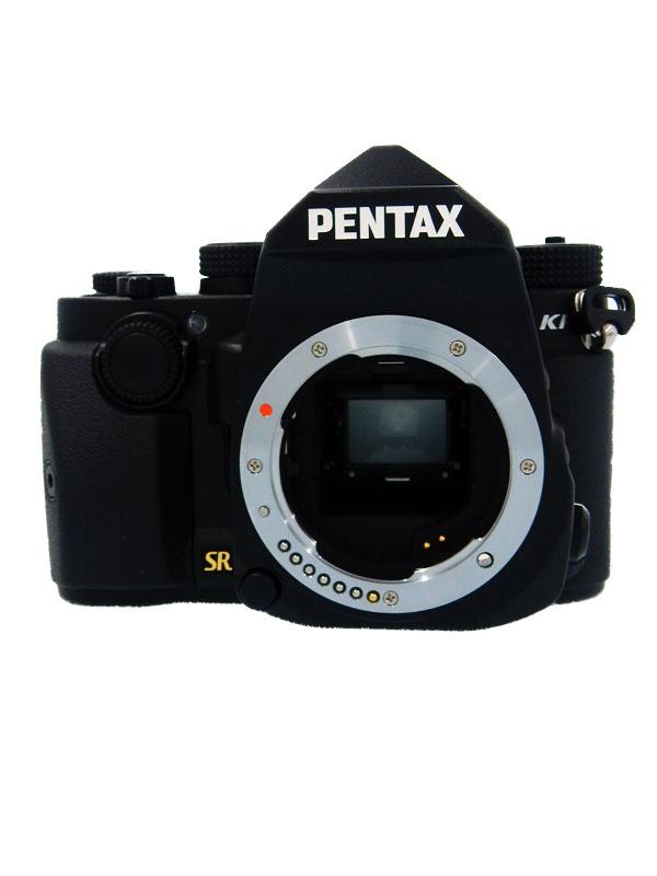 【PENTAX】ペンタックス『KP ボディキット』KP BODY KIT ブラック 2432万画素 フルHD動画 デジタル一眼レフカメラ 1週間保証【中古】