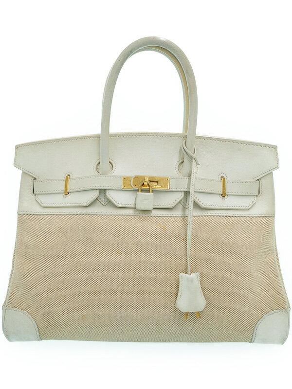 【HERMES】【ゴールド金具】エルメス『バーキン35』A刻印 1997年製 レディース ハンドバッグ 1週間保証【中古】