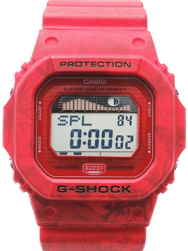 【CASIO】【G-SHOCK】カシオ『Gショック Gライド』GLX-5600F-4JF ボーイズ クォーツ 1週間保証【中古】