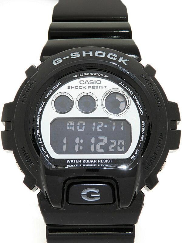 【CASIO】【G-SHOCK】カシオ『Gショック メタリックカラーズ』DW-6900NB-1JF メンズ クォーツ 1週間保証【中古】
