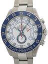 【ROLEX】ロレックス『ヨットマスター2』116680 ラ...