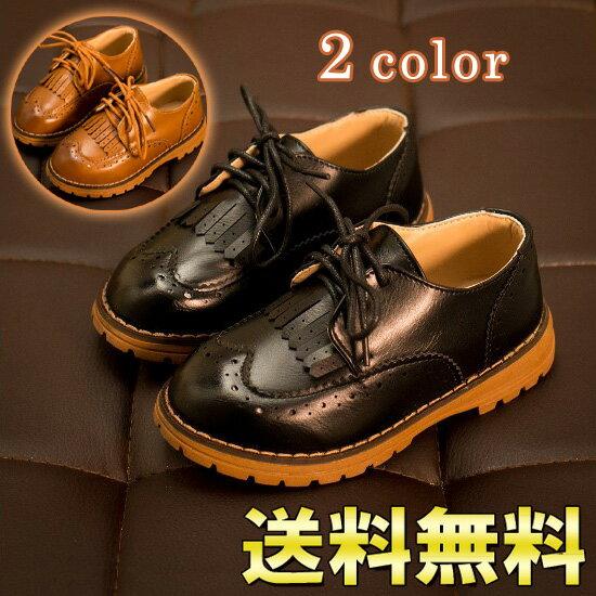 全2色・10サイズ子供フォーマル靴男の子子供靴革靴キッズシューズ女の子男女兼用カジュアル卒業式入学式