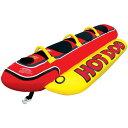 AIRHEAD HOT DOG ウォータートーイ ホットドック ウォータートーイ バナナボート 3人用 HD-3