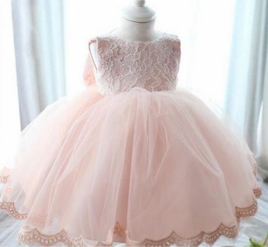 女の子キッズ/ウェディングドレス/フォーマルワンピース/袖なし/ぼうぼうお姫様ドレス/子供ワンピース
