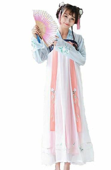 チャイナドレス 大人用中国宮廷風唐装・漢服/カジ...の商品画像