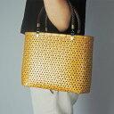 【ラスト1個】鉄仙バッグ 34番 かごバッグ アタ製 アジアン雑貨 かご 篭 籠