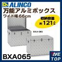 アルインコ(法人様名義限定) 万能アルミボックス BXA065 マルチに使える小型サイズ
