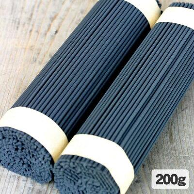 竹炭線香(竹酢液配合)200グラム入