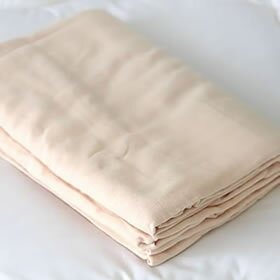 Bamboo cotton blanket cloth