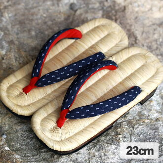 Founded 0/1894 old takeya delivered! The Japanese paulownia Geta ojiya-chijimi cool straps bamboo leather clogs women size