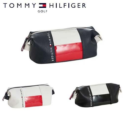 【定番継続モデル】【あす楽対応】トミーヒルフィガーゴルフTHE FACE ザ フェイス ポーチ【THMG7SB4】TOMMY HILFIGER GOLF【smtb-f】