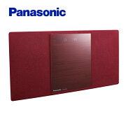 【送料無料】パナソニック SC-HC400-R レッド コンパクトステレオシステム【Panasonic schc400】