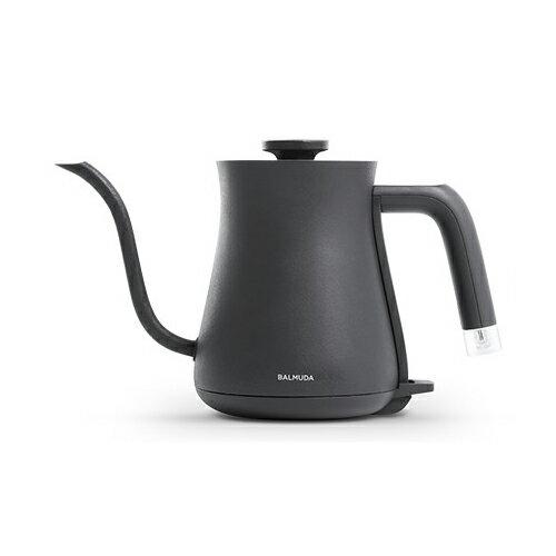 【送料無料】バルミューダ K02A-BK ブラック 電気ケトル 「BALMUDA The Pot」 600ml ステンレス製